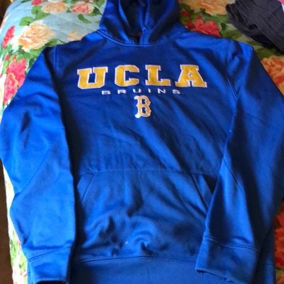 c3fef99e Colosseum Jackets & Coats | Ucla Bruins Hooded Sweatshirt | Poshmark
